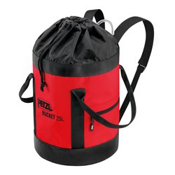 Sac BUCKET 25 l rouge