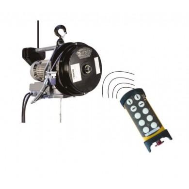 Minifor TR10 / TR30 équipés d'un enrouleur à ressort (Câble inclus)