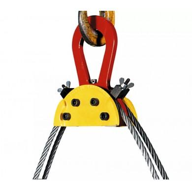 TF-TETE D'EQUILIBRAGE automatique pour élingue cable doublée ou estrope