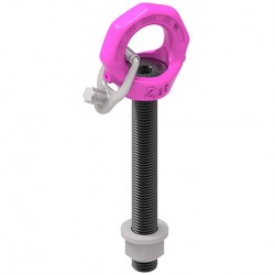 VRS STARPOINT, metric thread with max. length, comes with locknut and washer