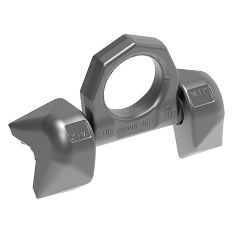 LRBK-FIX - Lashing load ring for welding for 90°-corners