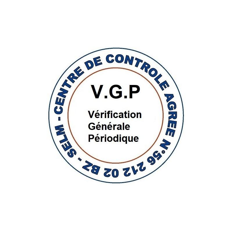 VERIFICATION GENERALE PERIODIQUE - V.G.P.