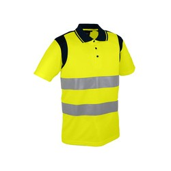POLO HV JAUNE TAILLE