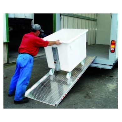 Rampes aluminium type AWR - Charge maxi 440 kg/unité