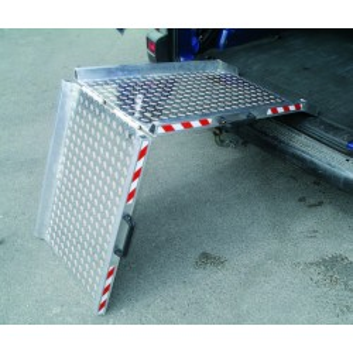 Rampes aluminium type AWR-F - Charge maxi 440 kg/unité