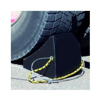 Cales de roues en caoutchouc, type CR