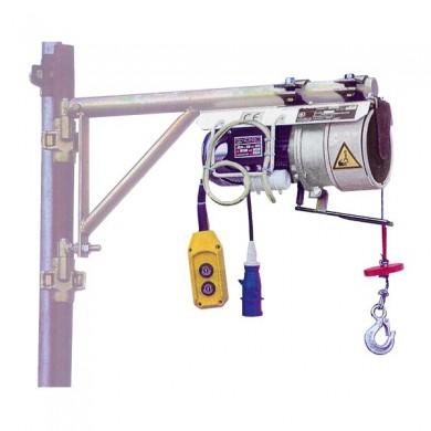 TREUIL ÉLECTRIQUE de levage (Élévateur de chantier) - CMU 100 à 200 kg