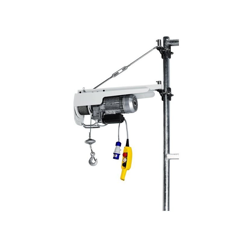 TREUIL ÉLECTRIQUE de levage (Élévateur de chantier) - CMU 300 à 950 kg