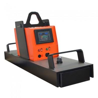 AIMANT PERMANENT à commande éléctrique sur batterie - Pour pièces PLATES