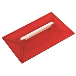 TALOCHE PS 42x28CM RECTANGLE ROUGE