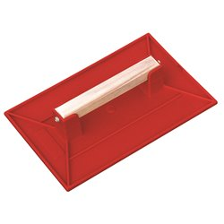 TALOCHE PS 27x18CM RECTANGLE ROUGE