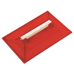 TALOCHE PS 34x23CM RECTANGLE ROUGE