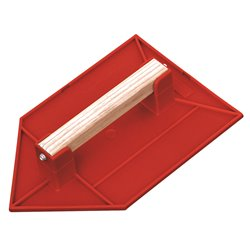 TALOCHE PS 27x18CM POINTUE ROUGE
