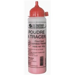 POUDRE A TRACER ROUGE 180G