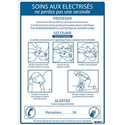 SOINS AUX ELECTRISES 350x500mm