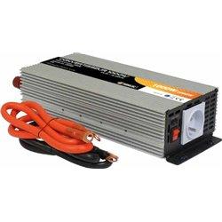CONVERTISSEUR 1000W 12V DC / 230V AC 2000W MAX