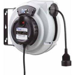 ENROULEUR ELECTRIQUE ROLL MASTER PLUS H07RN-F 10M 3X2.5 FERME