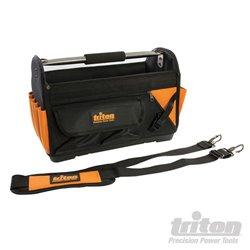 Sacoche à outils 400 mm avec fond rigide Triton