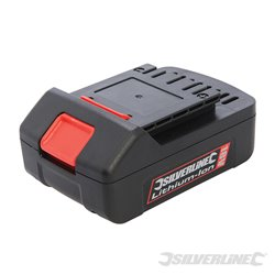 Batterie Li-ion Silverstorm 1,3 Ah 18 V