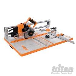 Scie à plancher TWX7 910 W, 127 mm