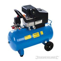 Compresseur d'air 2 ch, 1 500 W