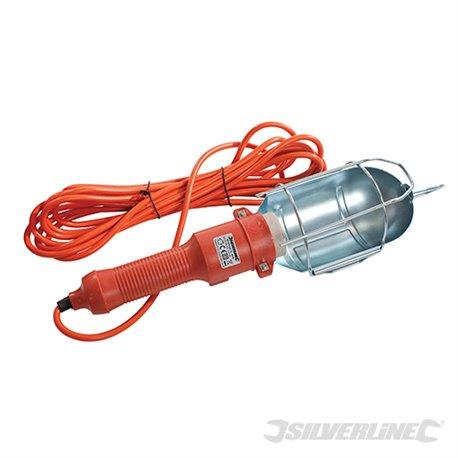 Lampe baladeuse 60 W Câble de 5 m