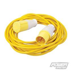 Rallonge électrique 16 A - 110 V - 10 m - 3 broches
