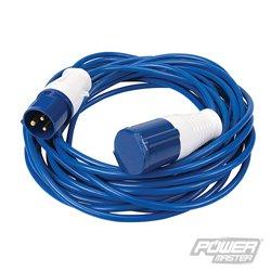 Rallonge électrique 16 A - 230 V - 14 m - 3 broches