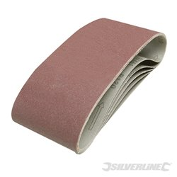 Bande abrasives 100 x 610 mm - Grain 120