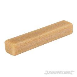 Gomme de nettoyage pour bande abrasive - 150 x 25 x 25 mm