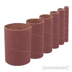 Grain 120 - Lot de 6 manchons de ponçage de 90 mm