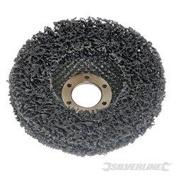 Disque abrasif polycarbure 115 mm