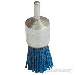 Brosse-pinceau nylon 24 mm grain fin