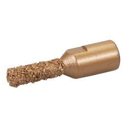Fraise à déjointoyer en carbure de tungstène 10 mm Grossier
