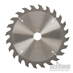 Lame de scie pour bois de construction 165 x 20 mm / 24 dents
