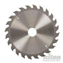 Lame de scie pour bois de construction 190 x 30mm / 24 dents