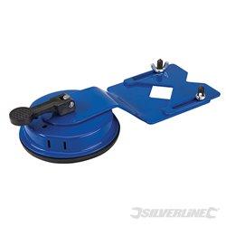Guide de perçage réglable pour carreaux 120 mm