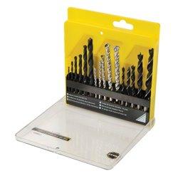 Coffret de 16 mèches pour perceuse 2 - 10 mm