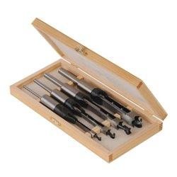4 ciseaux à mortaises 6 - 16 mm