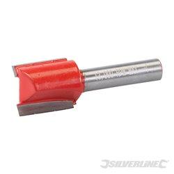 Fraise droite métrique de 8 mm - 18 x 20 mm
