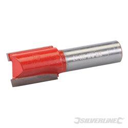 Fraise droite métrique de 12 mm - 18 x 25 mm