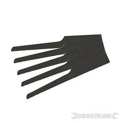5 Lames de scie sabre pneumatique coupe-tôle