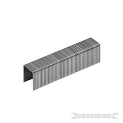 5 000 agrafes type 53 - 11,3 x 12 x 0,7 mm