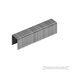 5 000 agrafes type 53 - 11,3 x 14 x 0,7 mm