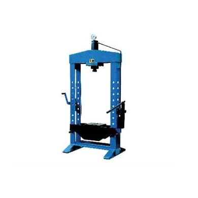 Pfaff-silberblau Presse d'atelier avec pompe manuelle hydraulique RPW