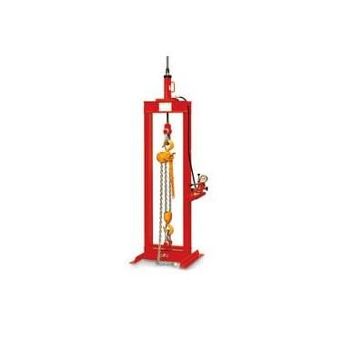 Yale Banc d'essai hydraulique pour appareils de levage RPYS-1215