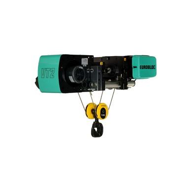 Palan électrique à câble pour charge de 800 à 80 000 kg