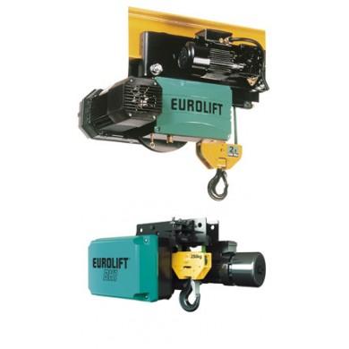 EUROLIFT BH Palan électrique à sangle pour charge de 500 à 5 000 kg