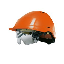 CASQUE IRIS ORANGE