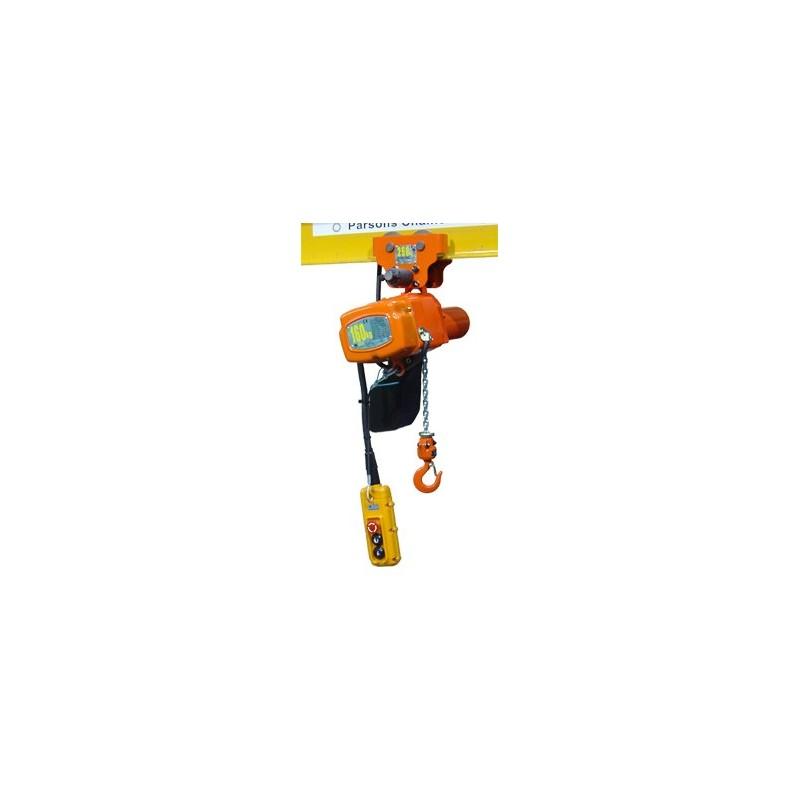 Palans électriques à chaîne ELEPHANT - 2 vitesses - 220V mono